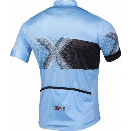 Pánský cyklistický dres - Rosti X KR ZIP - 3