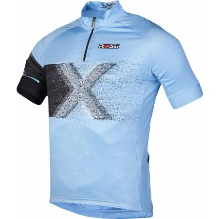 Pánský cyklistický dres - Rosti X KR ZIP - 2
