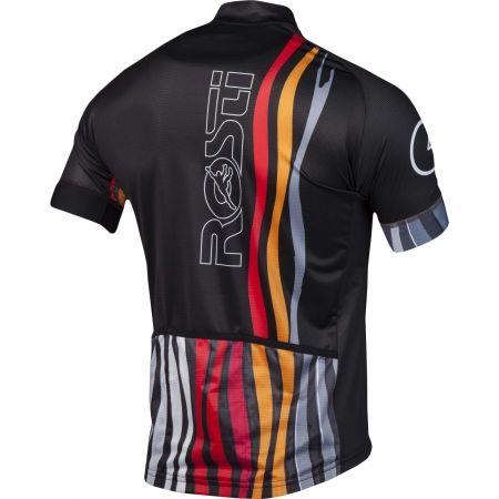 Pánský cyklistický dres - Rosti FUEGO KR ZIP - 3