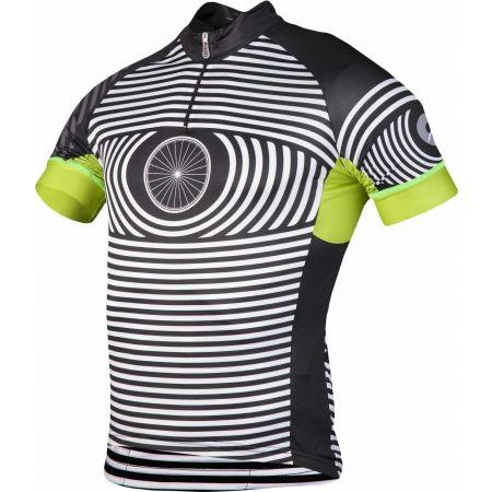 Pánský cyklistický dres - Rosti EYE KR ZIP - 2