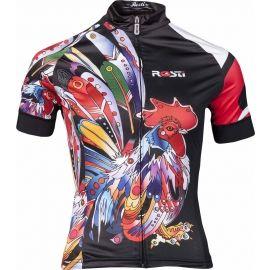 Rosti GALLO DL ZIP - Dámský cyklistický dres