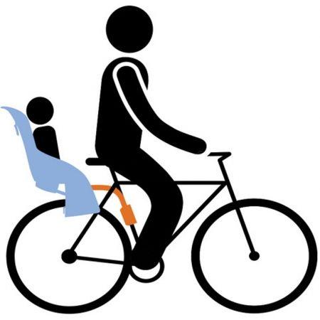 Dětská cyklosedačka - THULE RIDE ALONG - 4