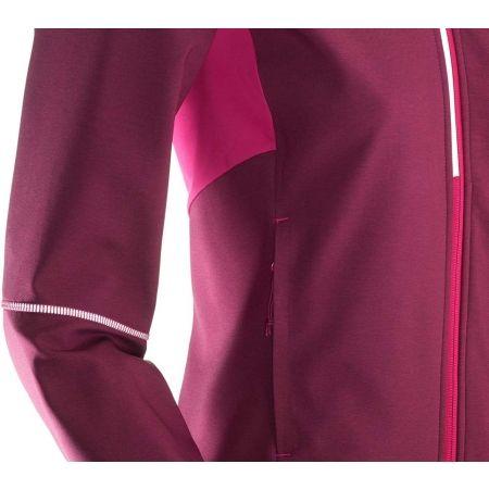 Dámská softshell bunda - Salomon AGILE SOFTSHELL JKT W - 6