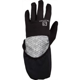 Salomon FAST WING WINTER GLOVE U B - Zimní rukavice