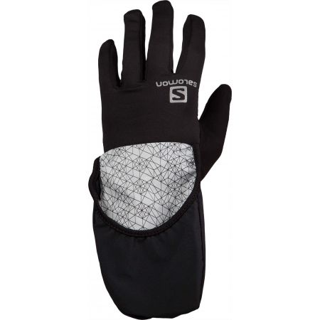 Zimní rukavice - Salomon FAST WING WINTER GLOVE U B - 1