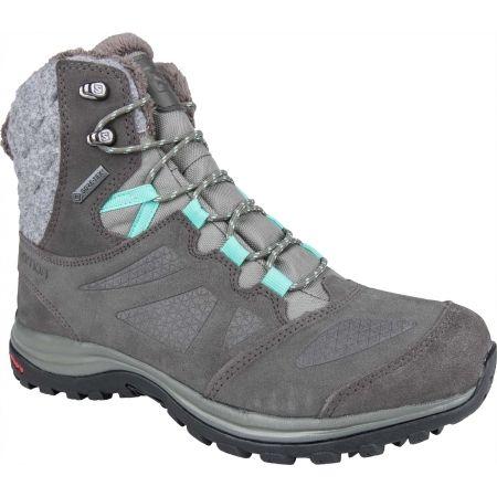 Salomon ELLIPSE WINTER GTX - Dámská zimní obuv