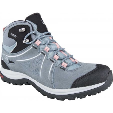 Dámská hikingová obuv - Salomon ELLIPSE 2 MID LTR GTX - 2