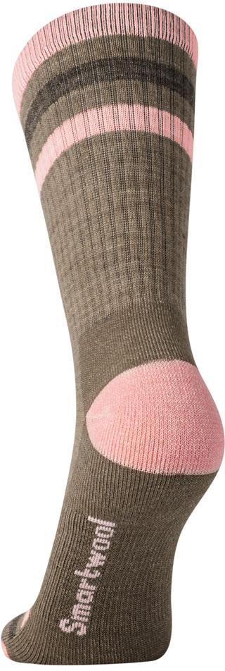 Smartwool STRIPED HIKE LIGHT CREW W. Dámské turistické ponožky. Dámské  turistické ponožky 06fbd5fbf7