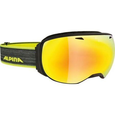 Unisex lyžařské brýle - Alpina Sports BIG HORN MM