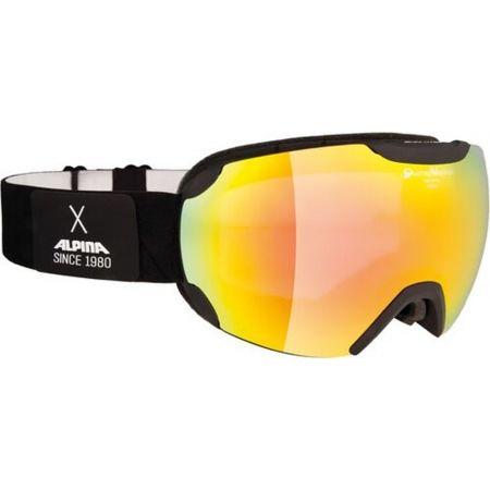 Unisex lyžařské brýle - Alpina Sports PHEOS QVMM - 2
