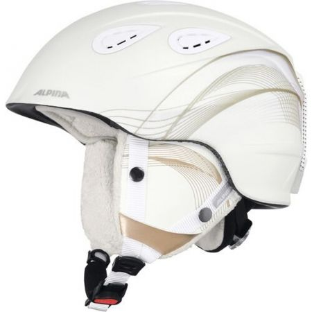 Lyžařská helma - Alpina Sports GRAP 2.0