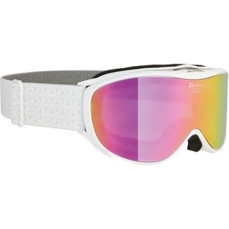 Unisexové sjezdové brýle - Alpina Sports CHALLENGE 2.0 MM