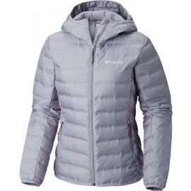 Columbia LAKE 22 HOODED JACKET - Dámská péřová bunda