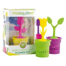 Mosquitno CITRONELLA FLOWER POT