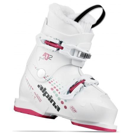Alpina AJ2 G - Dívčí sjezdová obuv