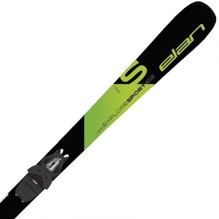 Sjezdové lyže - Elan EXPLORE SPORT LS + EL 9 - 3