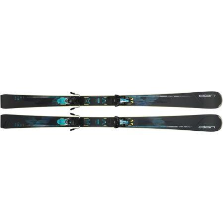 Dámské sjezdové lyže - Elan INSOMNIA PS + ELW11 - 4