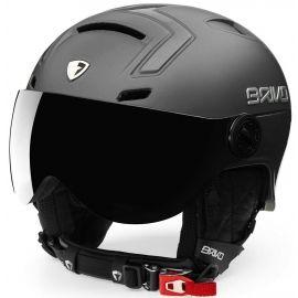 Briko STROMBOLI VISOR PHOTO - Pánská lyžařská helma