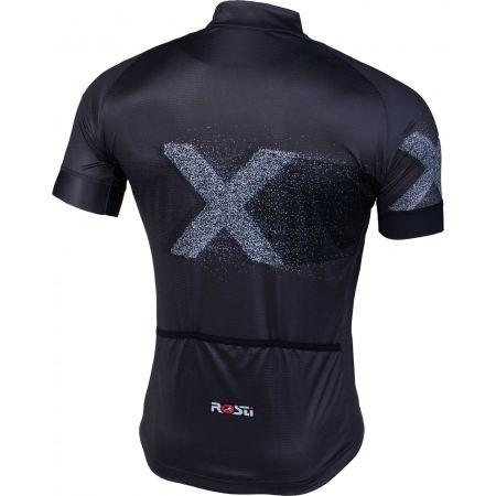 Pánský cyklistický dres - Rosti X DL ZIP - 3