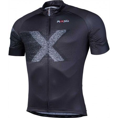 Pánský cyklistický dres - Rosti X DL ZIP - 2
