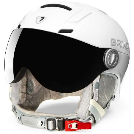 Dámská lyžařská helma - Briko AMBRA VISOR PHOTO