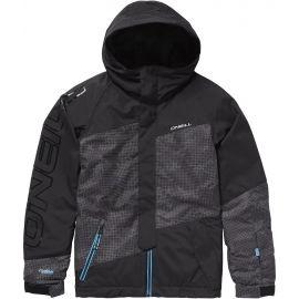 O'Neill PB THUNDER PEAK JACKET - Chlapecká lyžařská/snowboardová bunda
