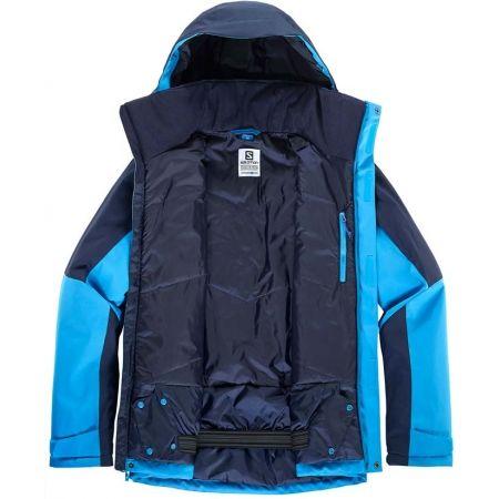 Pánská lyžařská bunda - Salomon STORMSEEKER JKT M - 4