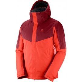 Salomon STORMSEEKER JKT M - Pánská lyžařská bunda