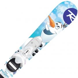 Rossignol FROZEN BABY + TEAM 4 - Dětské sjezdové lyže