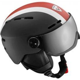 Rossignol VISOR - STRATO - Sjezdová helma se štítem