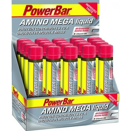 Powerbar AMINO MEGA NEUTRAL - Ampule