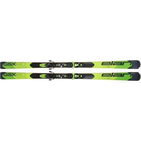 Závodní sjezdové lyže - Elan GSX FUSION + ELX 12 - 4
