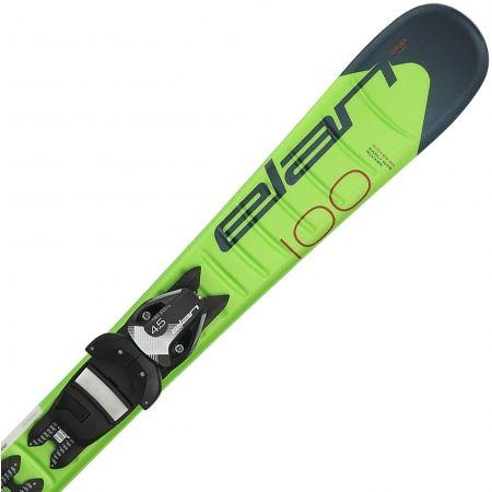 Chlapecké sjezdové lyže - Elan JETT QS + EL 7.5 - 2