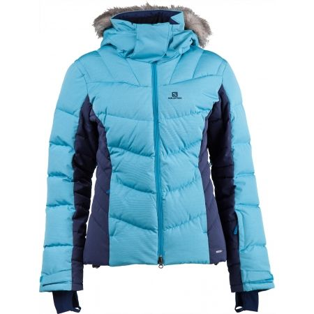 Dámská zimní bunda - Salomon ICETOWN JKT W - 1