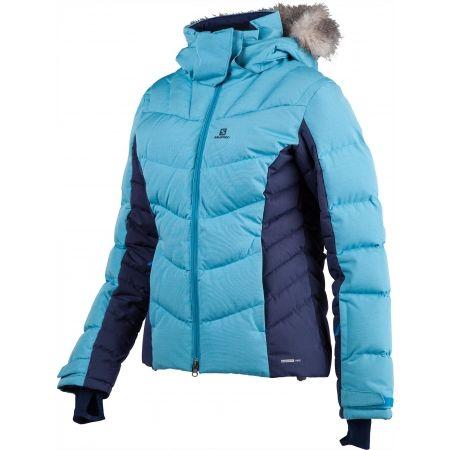 Dámská zimní bunda - Salomon ICETOWN JKT W - 3