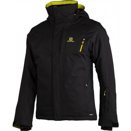 Pánská zimní bunda - Salomon STORMPUNCH JKT M - 1