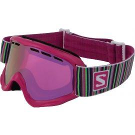 Salomon JUKE - Dívčí sjezdové brýle