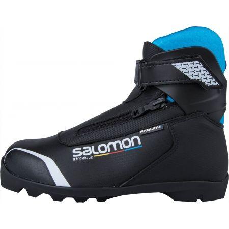 Juniorská kombi obuv - Salomon R/COMBI PROLINK JR - 2