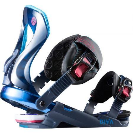 Dámské snowboardové vázání - Rossignol DIVA S/M