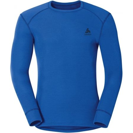 Odlo SUW MEN'S TOP L/S CREW NECK ACTIVE WARM