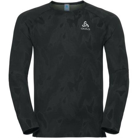 Pánské funkční tričko - Odlo MEN'S T-SHIRT L/S CREW NECK VIGOR - 1
