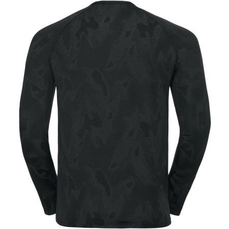Pánské funkční tričko - Odlo MEN'S T-SHIRT L/S CREW NECK VIGOR - 2