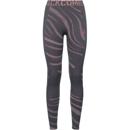 Dámské funkční spodní kalhoty - Odlo SUW WOMEN'S BOTTOM PERFORMANCE BLACKCOMB - 1