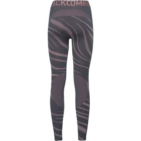 Dámské funkční spodní kalhoty - Odlo SUW WOMEN'S BOTTOM PERFORMANCE BLACKCOMB - 2