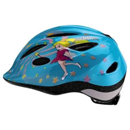 Dětská cyklistická přilba - Alpina Sports GAMMA 2.0 - 4
