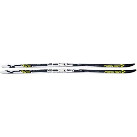 Běžecké lyže na klasiku - Fischer SUPERLITE WAX + CONTROL - 4