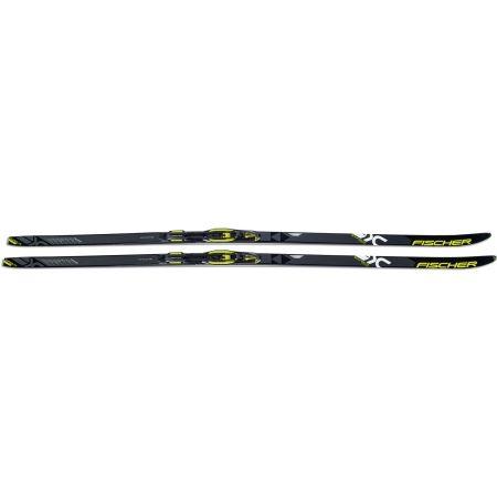 Běžecké lyže na klasiku - Fischer SUPERLITE CROWN XSTIFF + CONTROL - 2