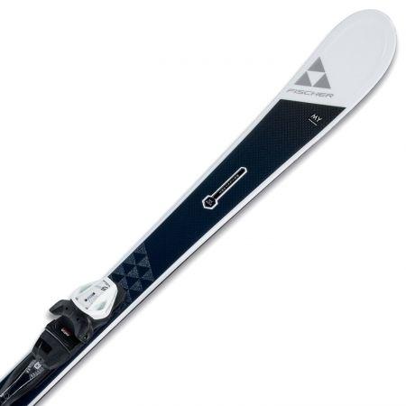 Dámské sjezdové lyže - Fischer BRILLIANT MY MT WT + MY RS 9 SLR - 1