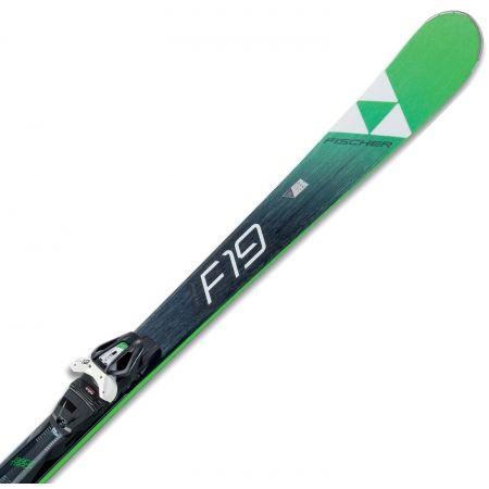 Sjezdové lyže - Fischer PROGRESSOR F19 TI RT + RSX Z12 PR - 2