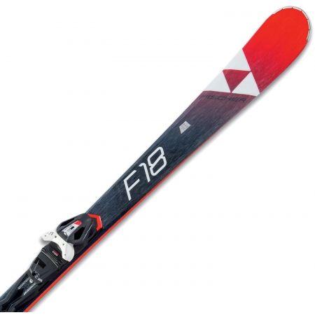 Sjezdové lyže - Fischer PROGRESSOR F18 AR + RS 11 PR - 1